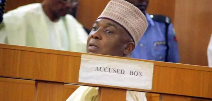 PDP reveals Plot to Hijack Senate Presidency if Saraki Bows Out