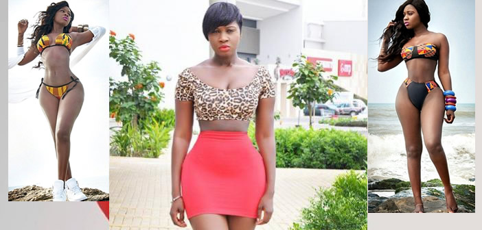 69f1c69f540 Ghana Actress reacts to allegation that Waist Trainer caused her Kidney  disease