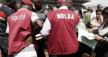 4 Nigerians, 4 Mexicans Arrested as NDLEA Discovers Giant Meth Lab in Delta state