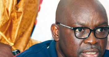 Moment Fayose Declared that the Chibok Girls Were Never Missing