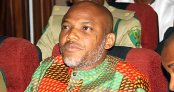 IPOB Leader Nnamdi Kanu Begs UK Govt to Intervene on His Behalf as a British Citizen