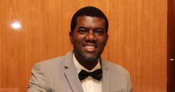 Goodluck Jonathan made mistakes but God knows he tried' - Reno Omokri