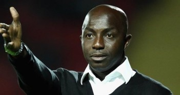 Siasia picks up 6 home based players for Egypt clash