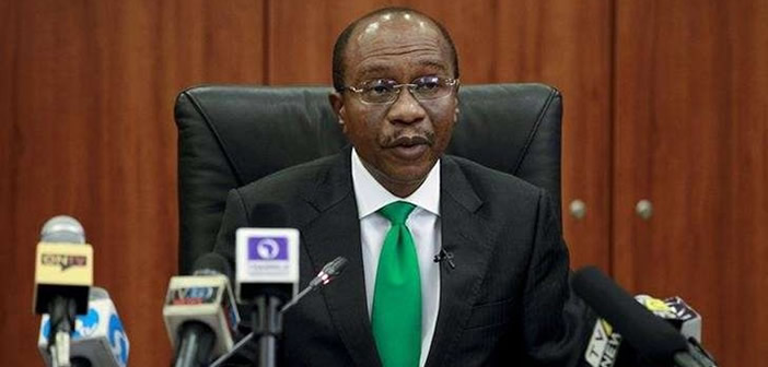 CBN Governor, Godwin Emefiele Given 14 Days to Resign