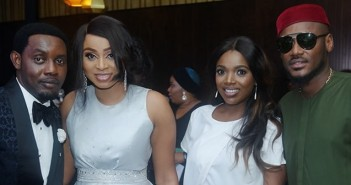 AY's wife, Mabel Makun's birthday party
