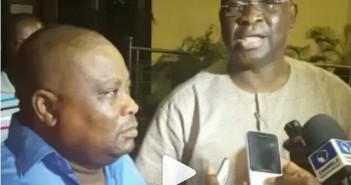 Fayose Finally Reconciles with Tope Aluko After Intense Media Drama