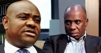 Your political loss is a reality , Accept it - Wike tells Amaechi, APC