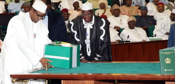 The 2016 National Budget of Buhari Will be Ready Soon
