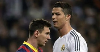 'Lionel Messi isn't human, Cristiano Ronaldo is best of the humans' - Gerard Pique