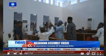 Nasarawa Assembly suspend six lawmakers indefinitely
