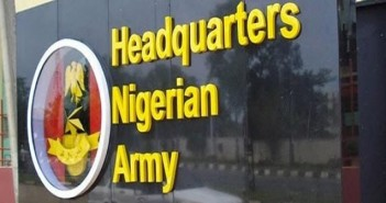 Nigerian Army Fires Top Officers Indicted in Rigging 2015 Ekiti State Election