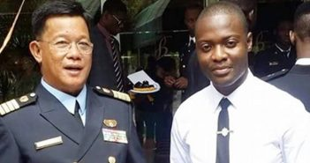 Nigerian Maritime Students Sponsored by Goodluck Jonathan graduate in Philippines