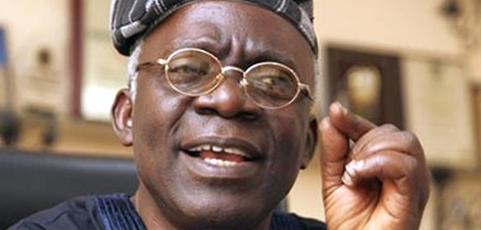 Public Officials With Foreign Accounts should be Tried - Femi Falana