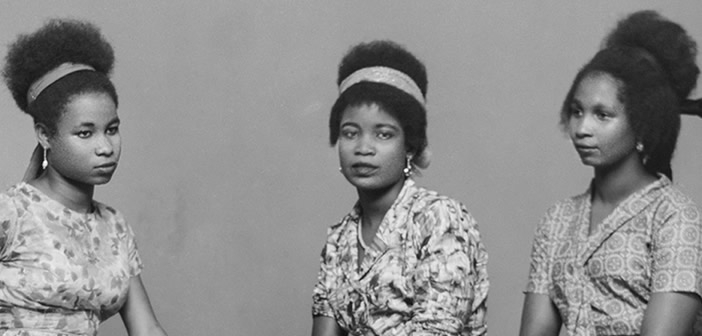 Rare portraits reveal Nigeria's young and fashionable elite on the rise in the 20th century