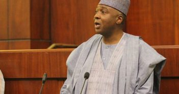 Fresh Charges filed against Saraki for Receiving Governor's Salary As Senator