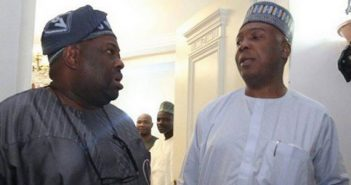 Senate President replies Dele Momodu 's candid advice