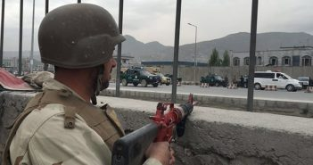 Taliban launches attack on Afghan government security agency
