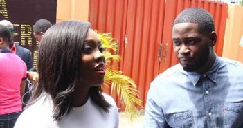 Tiwa Savage's Husband Curses Her, says 'You Will Never Find Peace in Your Career'