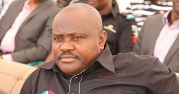 Governor Wike Pledges Support to Buhari's Policies