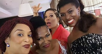 Wives On Strike Nigerian Movie Premiere At  Genesis Deluxe Cinemas