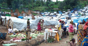 Camp Workers caught Using 'Weed' to Cook Soup for Internally Displaced Persons