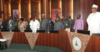 President Buhari 'Walks Out' on Minsiters Over Multi-million Accommodation Package