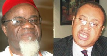 Former Anambra Governor, Emeka Ezeife And Pat Utomi Embarrassed By DSS In Awka