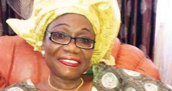 Iyabo Anisulowo, Abducted Ex Minister of State for Education, rescued