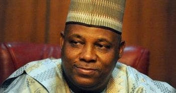 Politicians who say the last administration is better than this should be stoned like Satan is stoned at Kabba'- Shettima