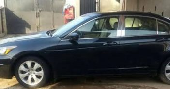 Man narrates how his car was stolen in Lagos yesterday morning