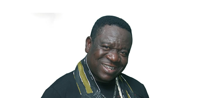 Nollywood Actor, Mr. Ibu Involved in a Car Accident in Lekki, Lagos