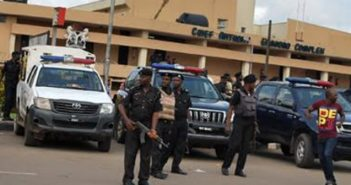 Police takes over Edo state House of Assembly complex