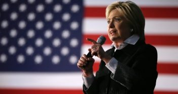 Clinton's 'off the reservation' remark angers Native Americans