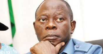 May Day Gift: Oshiomhole Increases Workers' Minimum Wage - See details