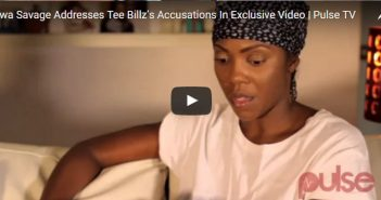 Tiwa Savage's Interview Video Sets New Record on Youtube