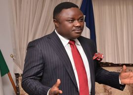 Brother of Cross Rivers Governor, Ayade Arrested by EFCC Over Alleged N2.4billion Fraud