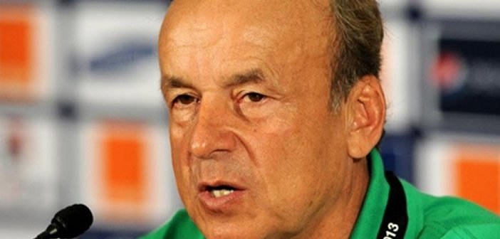 Nigeria is not favorite for AFCON 2019 – Rohr
