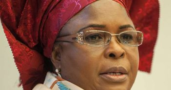 Exposed: EFCC Links Patience Jonathan with 9 Houses, 2 Hotels, One Plaza...See Details
