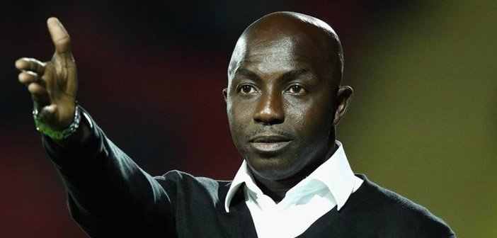 FIFA bans Siasia for life over bribery