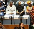 Nigerians Attack Buhari After His Daughters Were Spotted at the UN General Assembly Meeting (Photo)