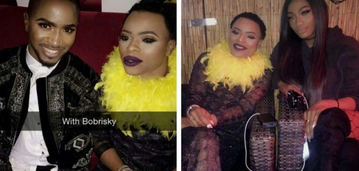 My body is swollen, I'm bleeding – Bobrisky cries out after surgery
