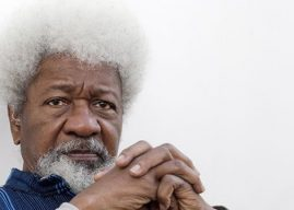 Professor Wole Soyinka Threatens to Leave Nigeria, Call Nigerians Morons and Imbeciles