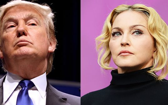 I feel betrayed by women who voted for Trump – Madonna says