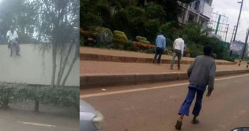 Confusion as Over 100 Mental Patients Escape from Hospital in Kenya (Photos+Video)