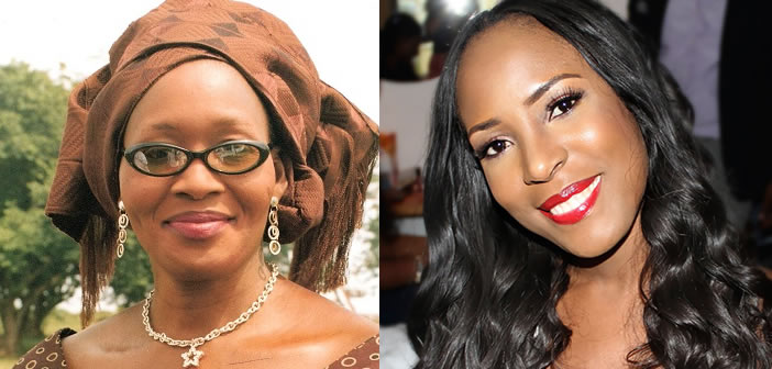 Linda Ikeji, Kemi Olunloyo clash over blogger's pregnancy