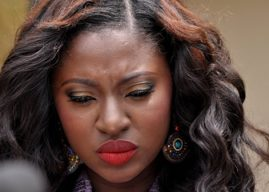 If a man hits you once, please pack your bag and leave – Yvonne Jegede on Domestic violence