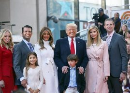 U.S Secret Service cut down budget of Trump Large Family Lifestyle…See new budget
