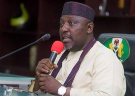 Gov. Rochas Okorocha suggests Release of Nnamdi Kanu to effect National Reconciliation
