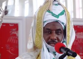 Elders of Kano State recommend suspension of Emir Sanusi II of Kano…See shocking reason