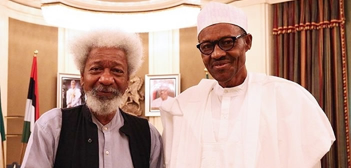 """""""Buhari has disobeyed more court orders than any other president"""" – Soyinka"""